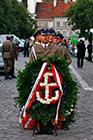 65 rocznica wybuchu Powstania Warszawskiego - Apel Poległych - 31.07.2009