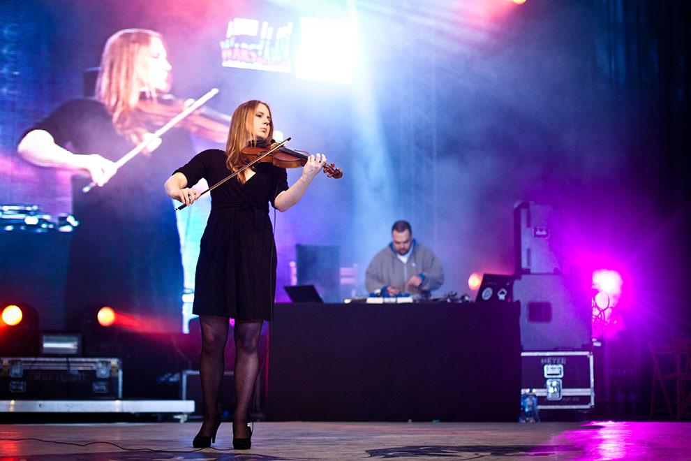 HiFi Banda, Grubson, Hocus Pocus, czyli dzień drugi Warsaw Challenge 2011 // Występ Natalia ft. DJ Tuniziano