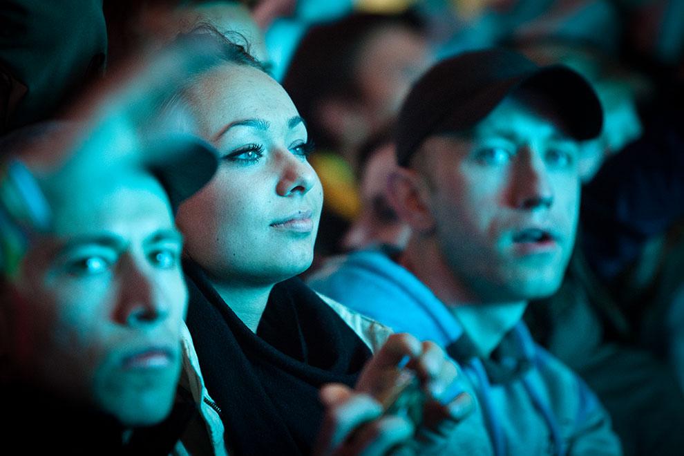 Parias i De La Soul dały ognia w pierwszym dniu Warsaw Challenge 2011 //