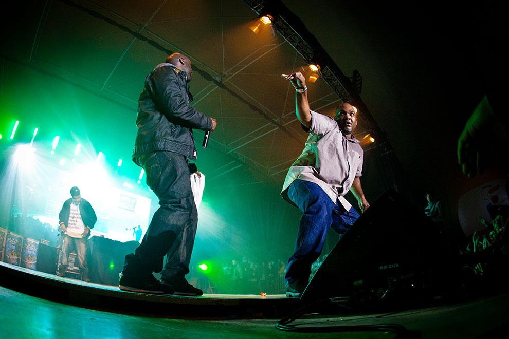 Parias i De La Soul dały ognia w pierwszym dniu Warsaw Challenge 2011 // Jutro gwiazdą wieczoru ma być francuski HOCUS POCUS. Aż ciekawość zżera, kogo organizatorzy zaproszą za rok?